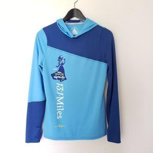 RunDisney DRI-FIT Half-Marathon Pullover, size S